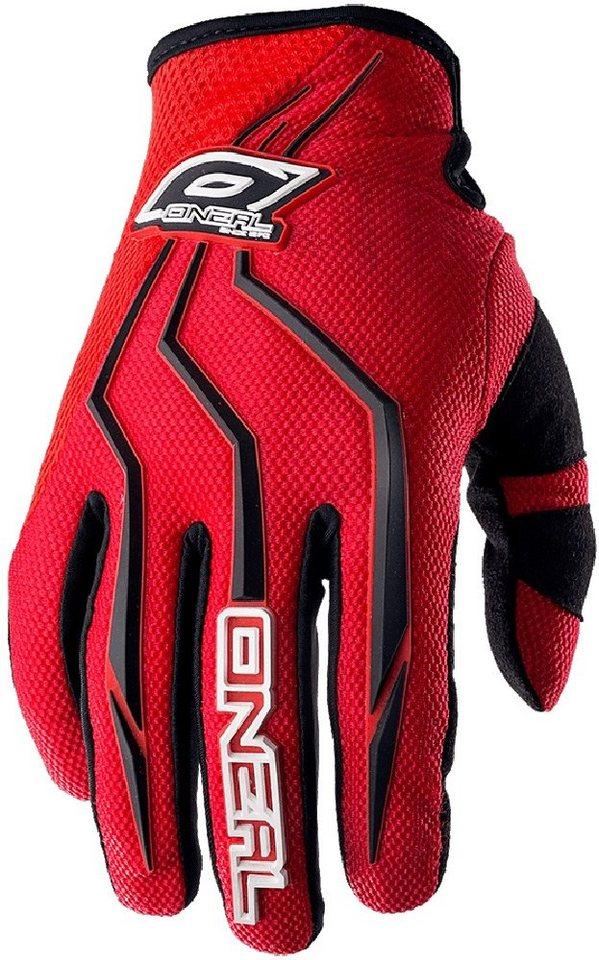 O'NEAL Fahrrad Handschuhe »Element Gloves« in rot