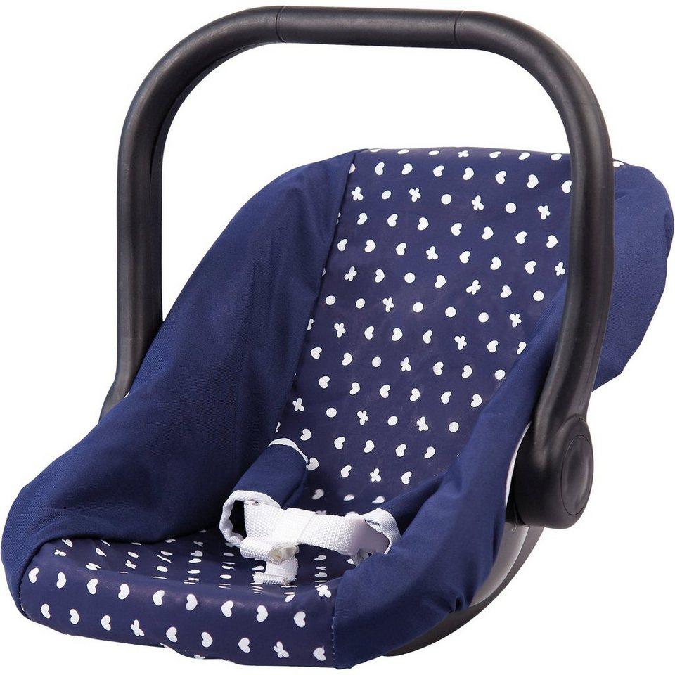 BAYER Großer Puppen-Autositz