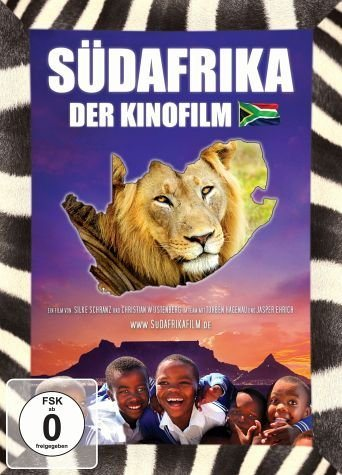 DVD »Südafrika - Der Kinofilm«
