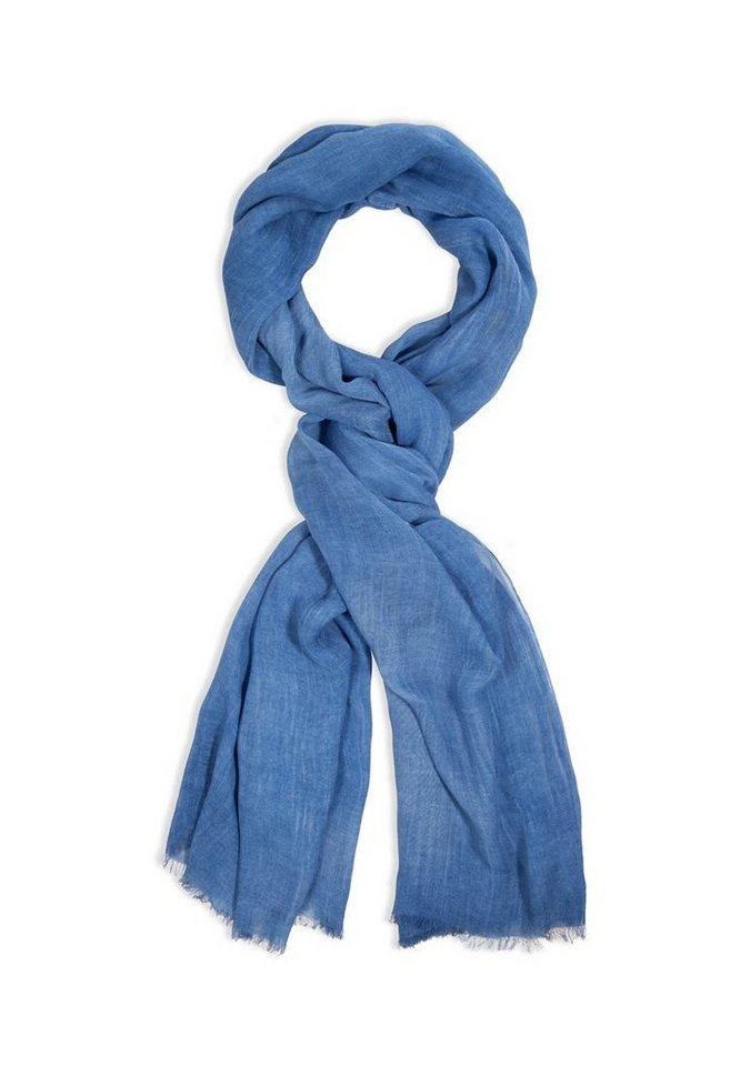 BRAX Damensschal »JANINE« in BLUE