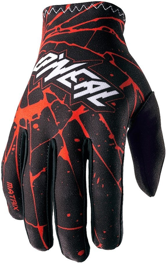 O'NEAL Fahrrad Handschuhe »Matrix Enigma Gloves« in rot