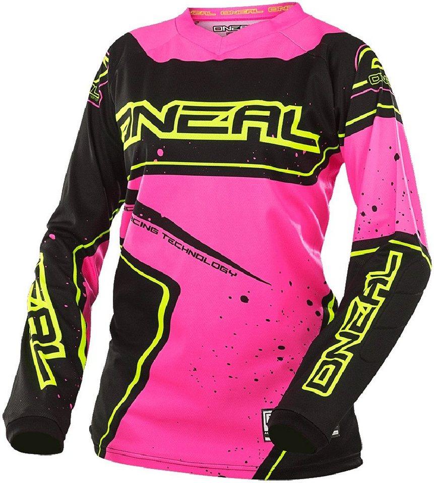 O'NEAL Radtrikot »Element Racewear Jersey Women« in pink