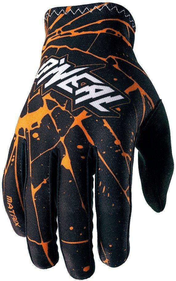 O'NEAL Fahrrad Handschuhe »Matrix Enigma Gloves« in orange