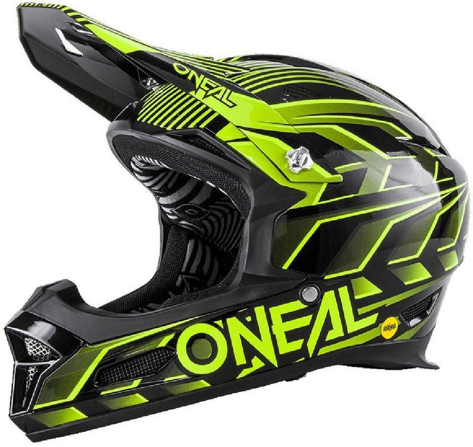 O'NEAL Fahrradhelm »Fury RL Mips Helmet« in gelb