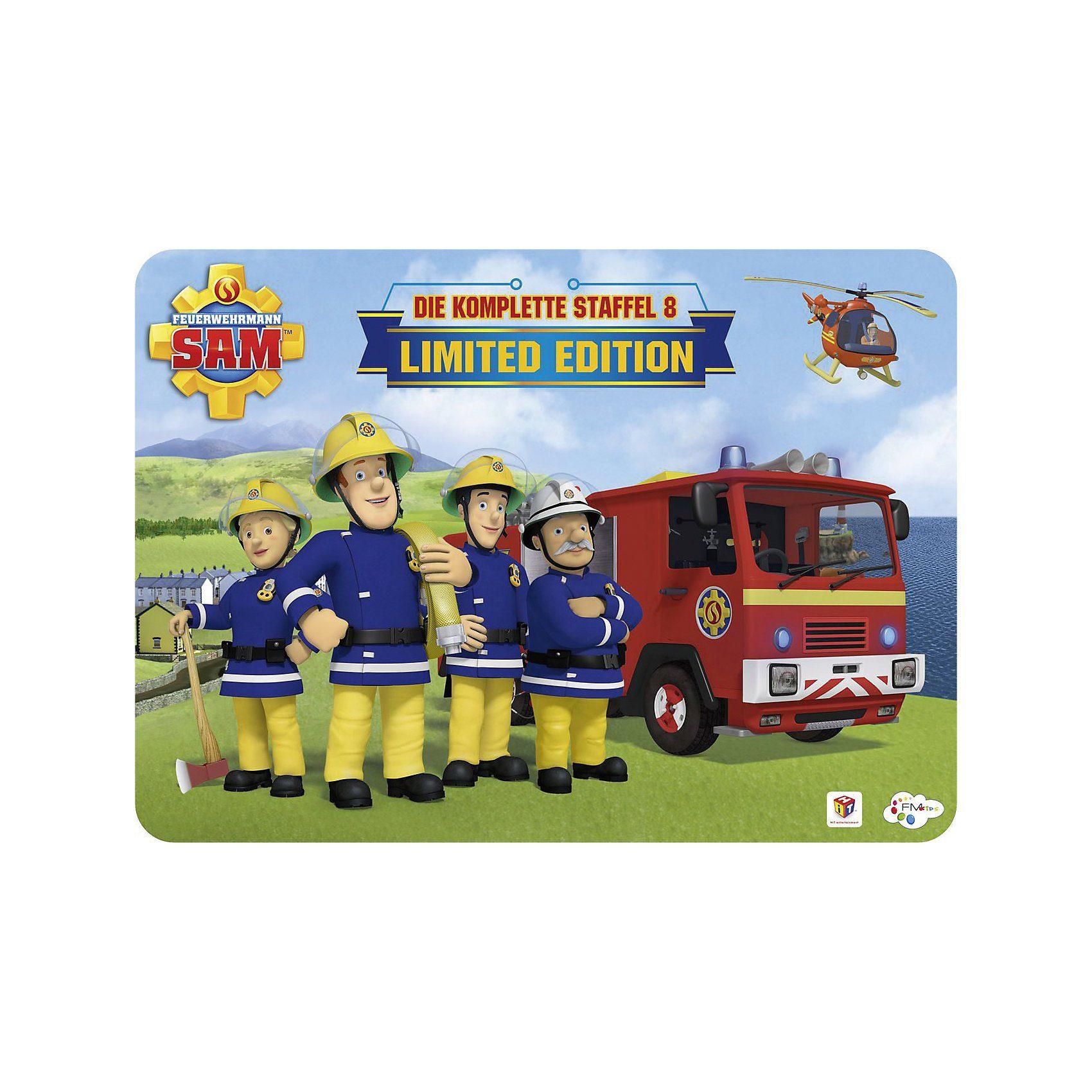 DVD Feuerwehrmann Sam - komplette Staffel 8 (limited)