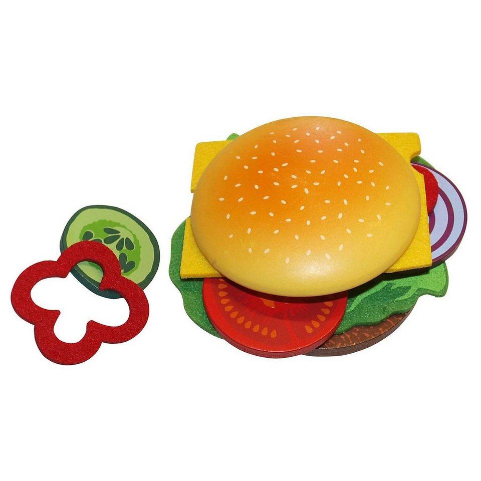 Beluga Food Bag Fresh & Yummy Hamburger