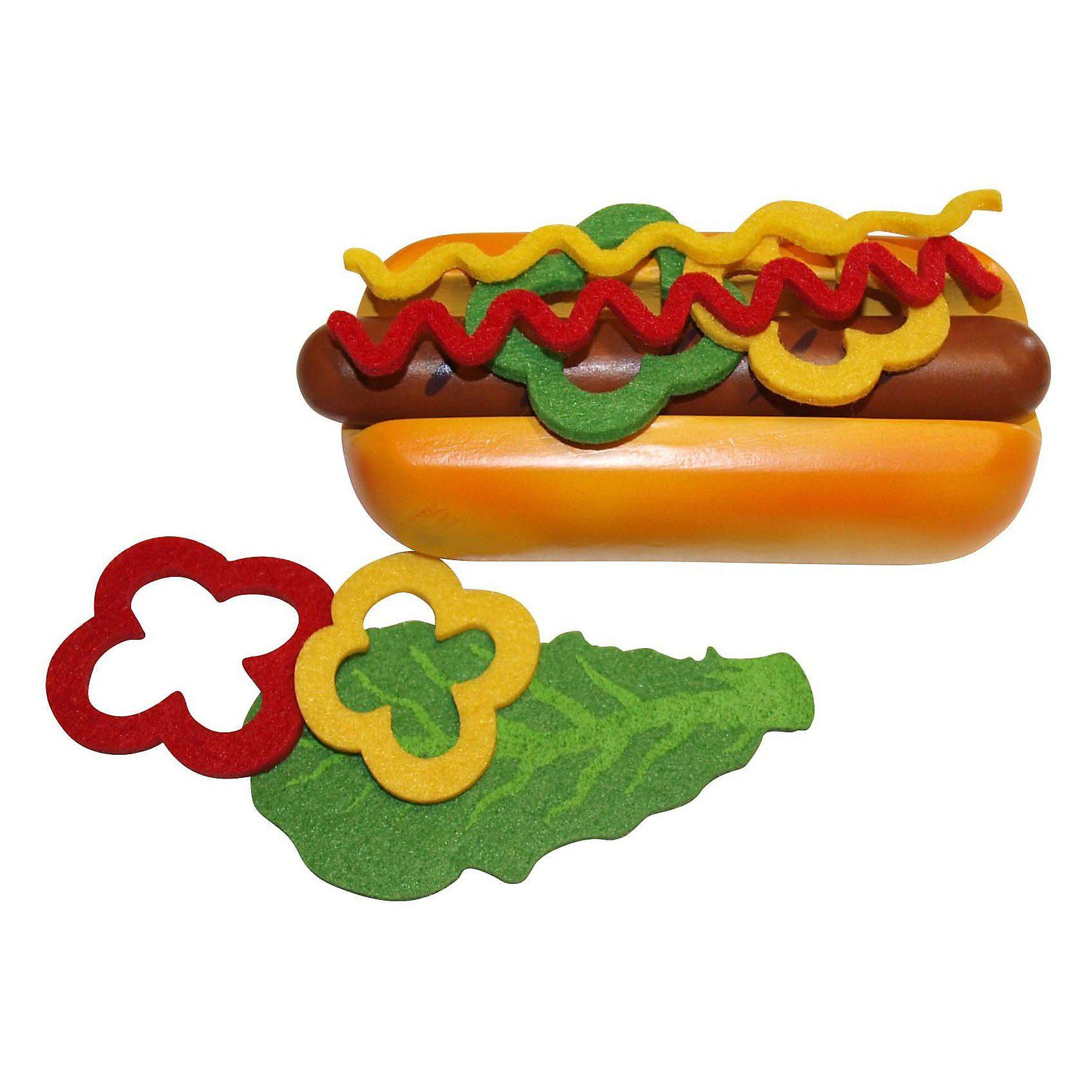 Beluga Spiellebensmittel Food Bag Fresh & Yummy Hot Dog