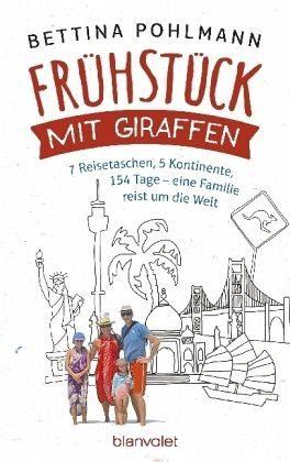 Broschiertes Buch »Frühstück mit Giraffen«