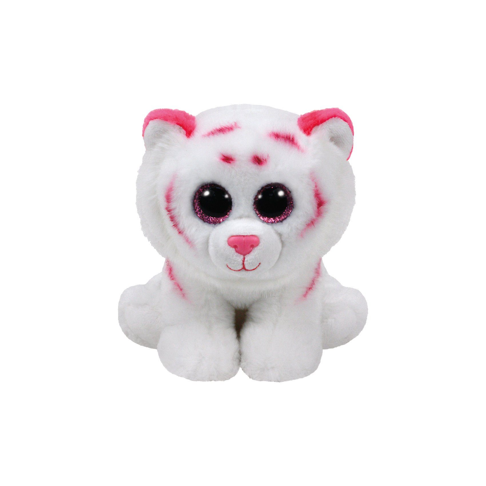 Ty Classics Tiger Tabor 33cm pink weiss