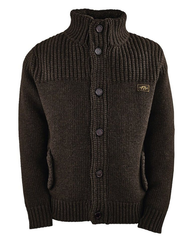 Blaser Strickjacke Lionel in braun