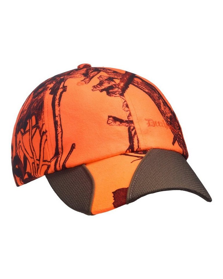Deerhunter Cap Cumberland camo in orange