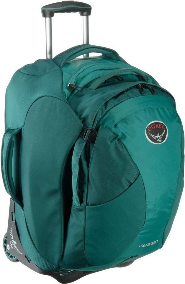 Osprey Meridian 60 in Rainforest Green