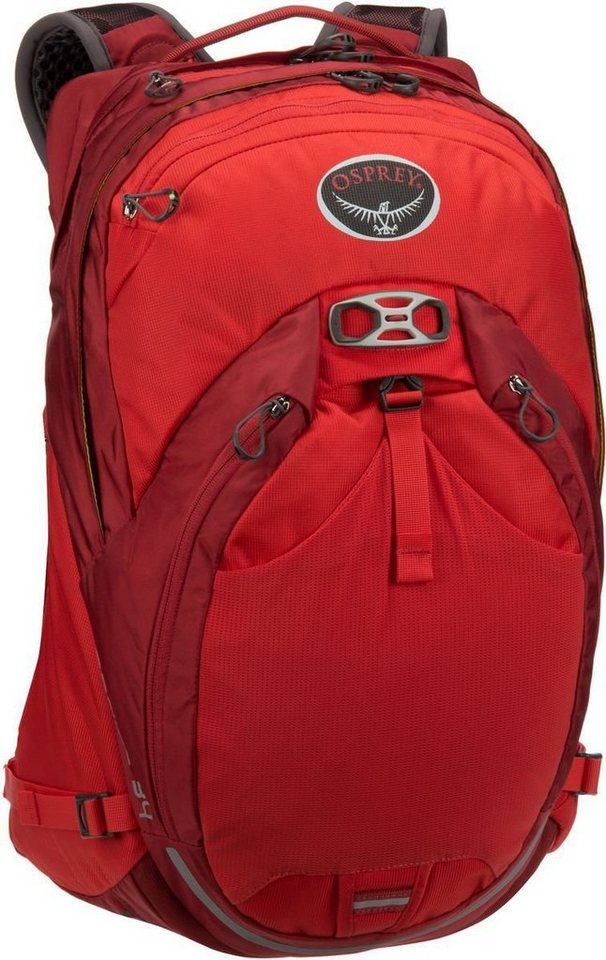 Osprey Radial 34 in Lava Red