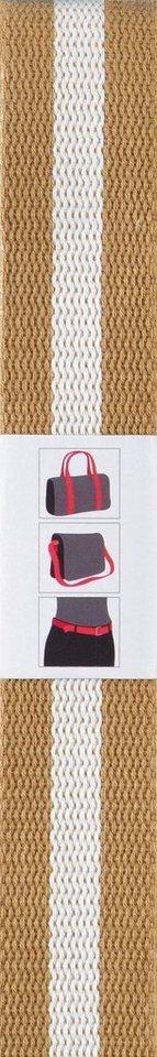 Prym Gurtband für Taschen