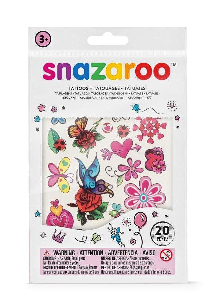 "snazaroo Tattoos ""Fantasie"""
