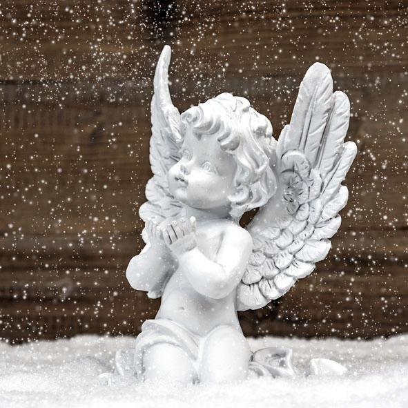 """Serviette """"Himmlischer Engel"""""""