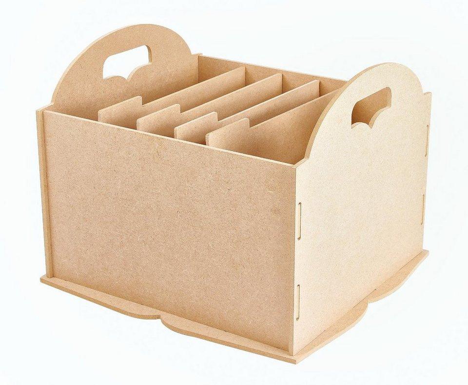 "Organizer-Box ""Storage"", 9-tlg."