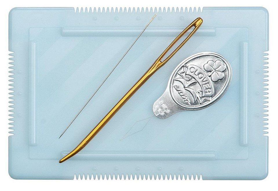 Clover Mini Perlenwebrahmen