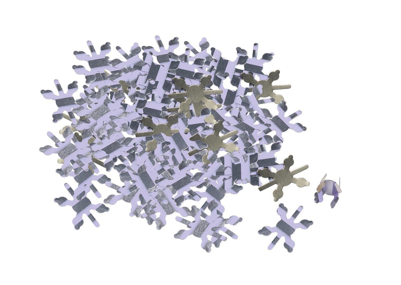 VBS Großhandelspackung 100 Kerzenhalter für Laternen
