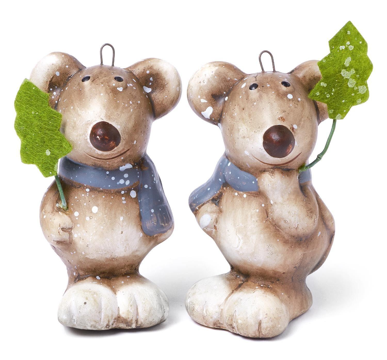 """VBS Wintermäuse """"Jendrik & Linus"""""""