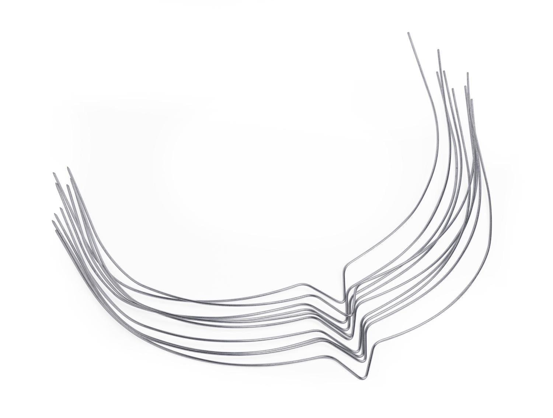 100 Laternenbügel aus Draht, VBS Großhandelspackung