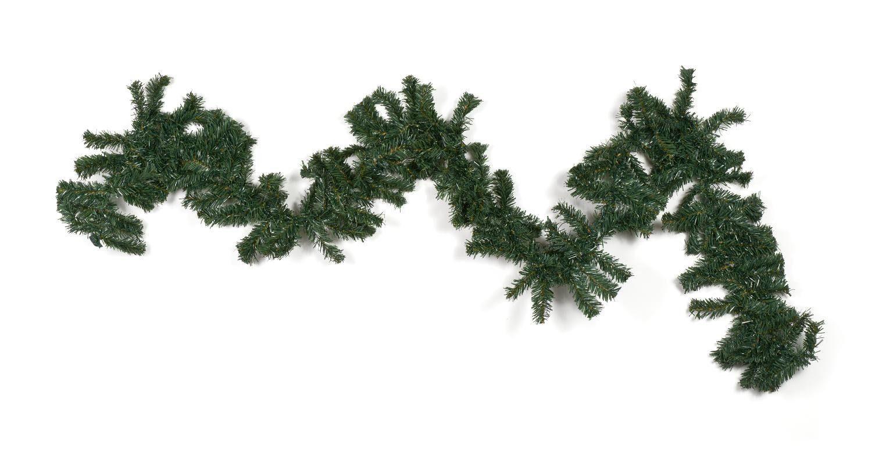"""VBS Weihnachtsgirlande """"Tannengirlande"""" ca. 2,7 m lang"""
