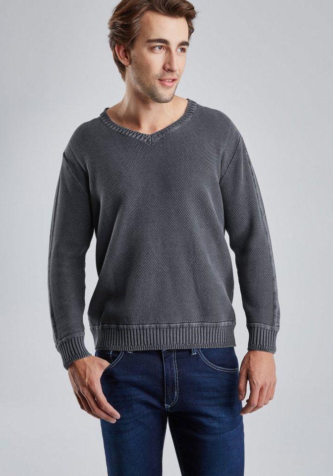 PIONEER Sweatshirt in anthrazit