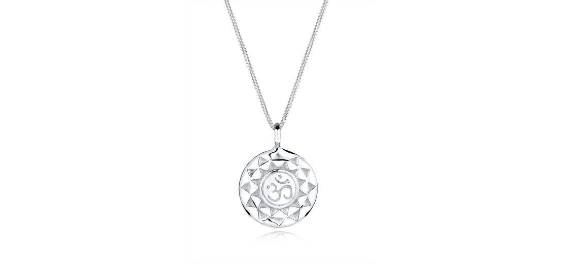 Elli Halskette »Talisman Om 925 Sterling Silber«