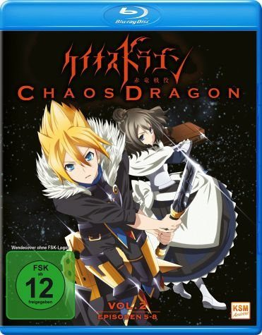 Blu-ray »Chaos Dragon - Vol. 2«