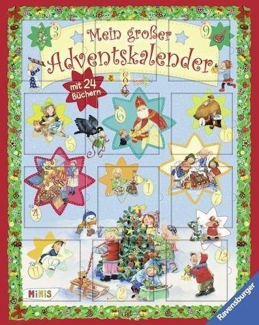 Kalender »Mein großer Adventskalender«