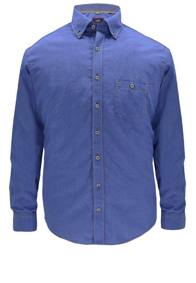 Casamoda Oberhemd in Denim Blue
