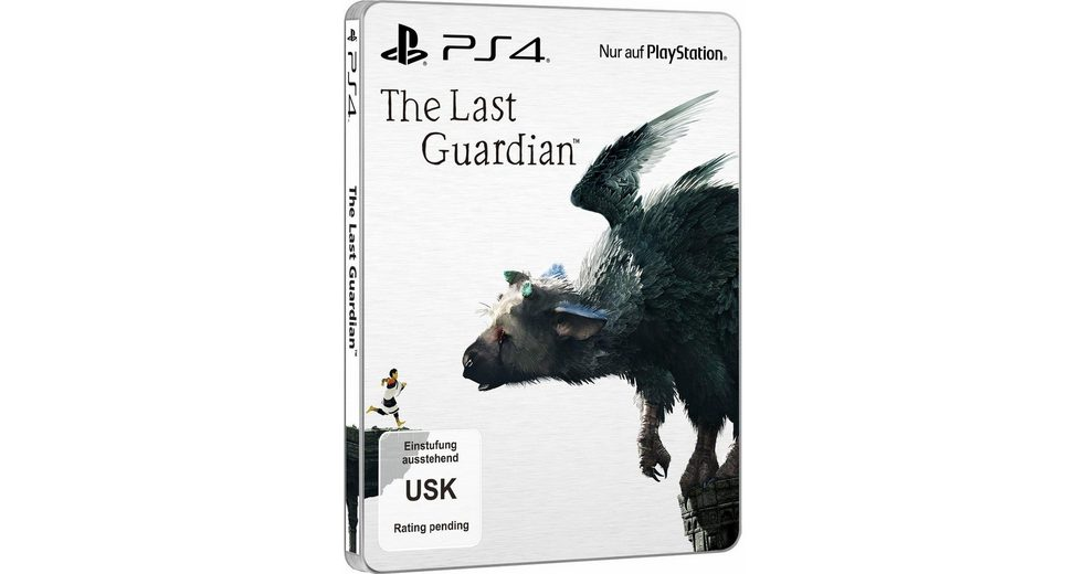 The Last Guardian Special Edition PlayStation4