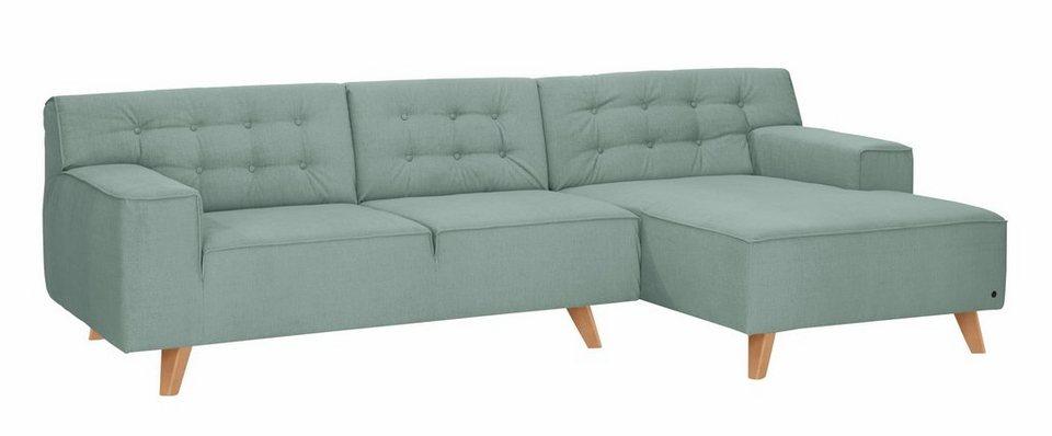 tom tailor ecksofa nordic chic mit recamiere im. Black Bedroom Furniture Sets. Home Design Ideas