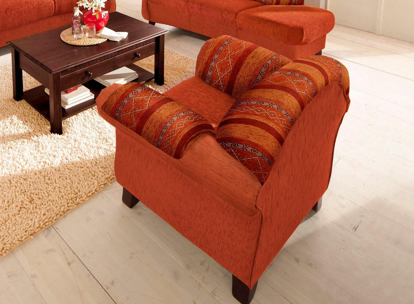 sessel kolonialstil preisvergleiche erfahrungsberichte. Black Bedroom Furniture Sets. Home Design Ideas