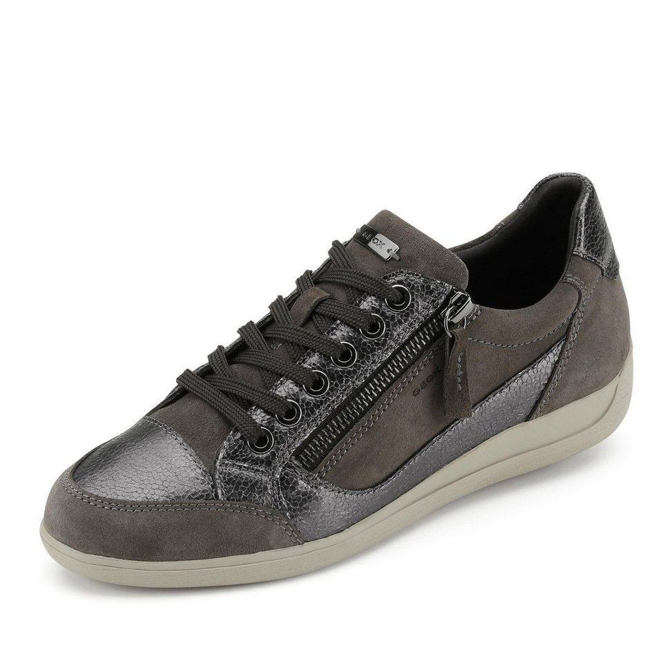 Geox Myria Sneaker in taupe