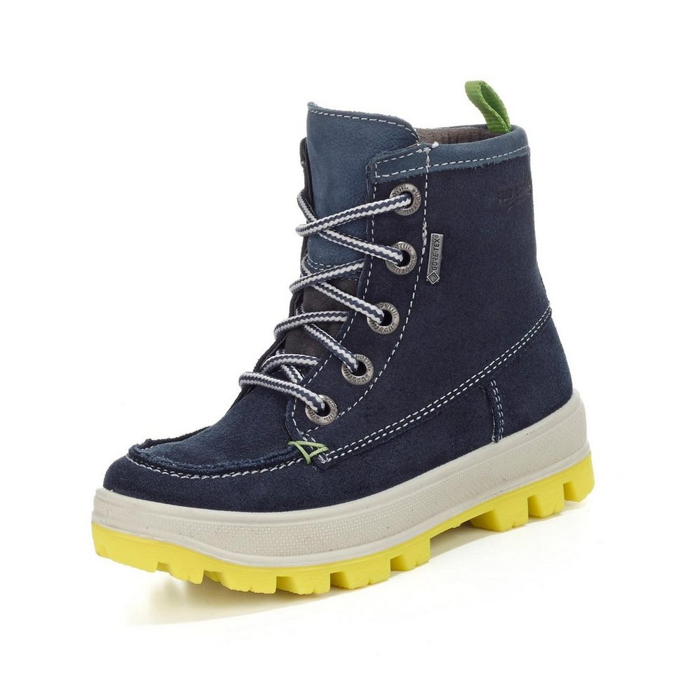 Superfit GORE-TEX® Schnürbootie in marine