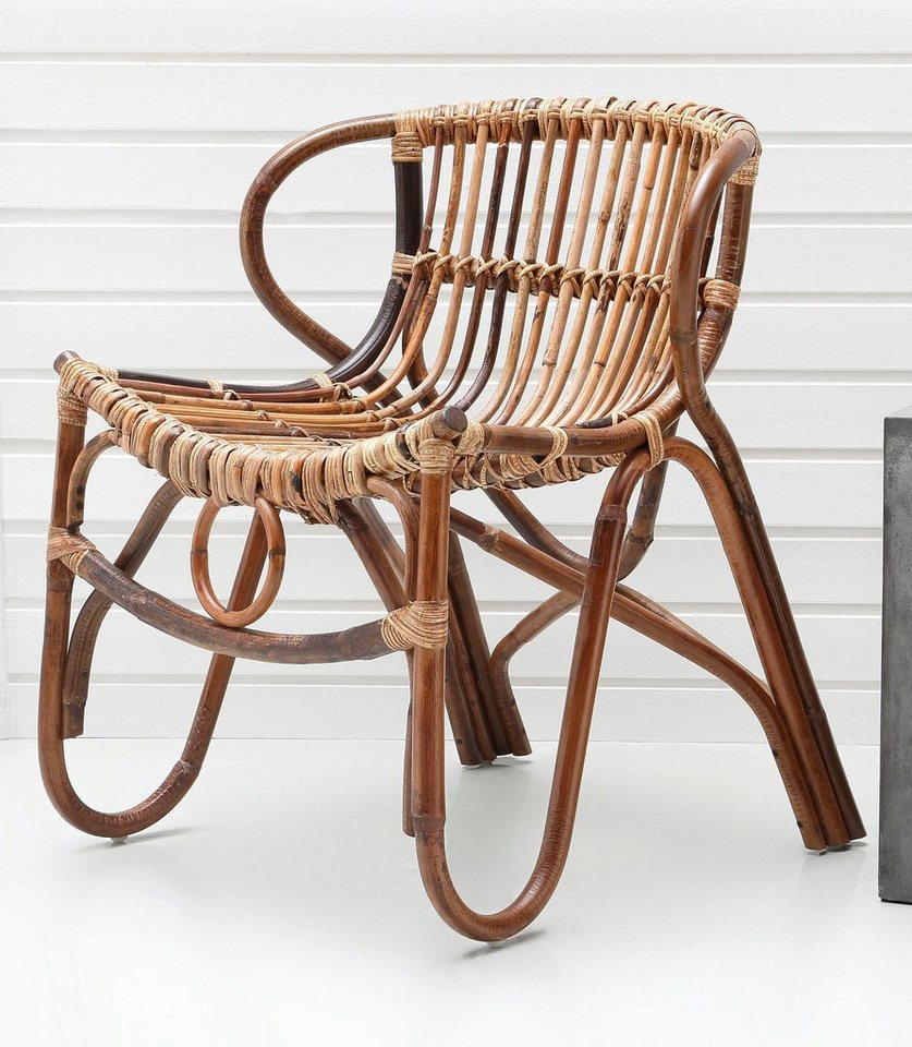 sit rattan stuhl vintage online kaufen otto. Black Bedroom Furniture Sets. Home Design Ideas