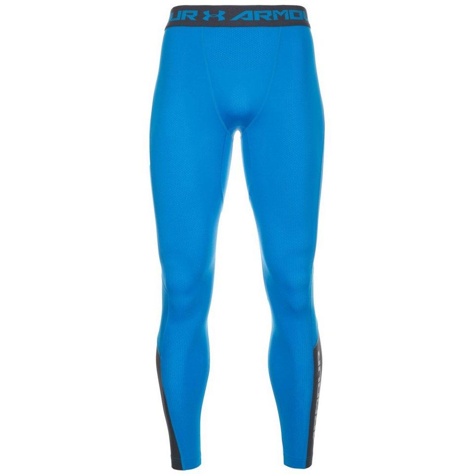 Under Armour® HeatGear CoolSwitch Compression Trainingstight Herren in blau