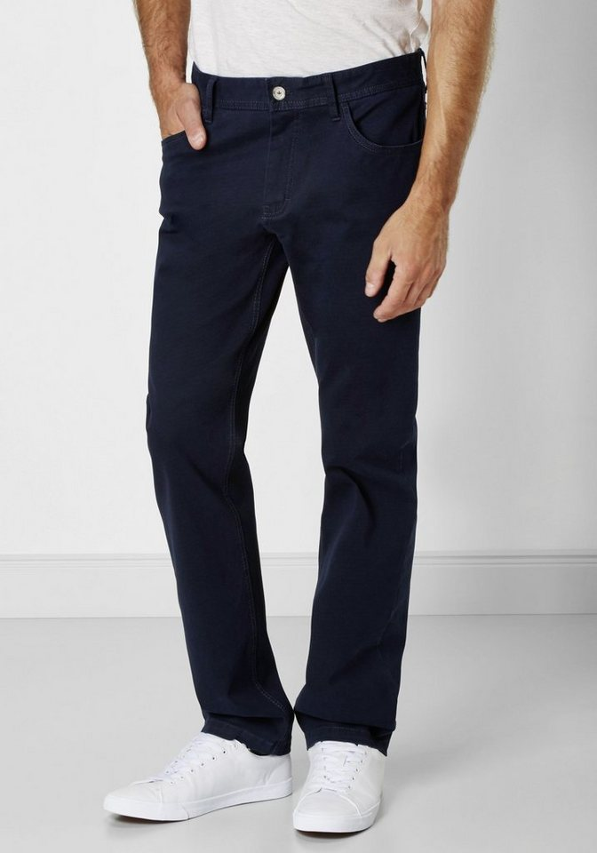 Redpoint Stretch 5-Pocket »Hamilton« in navy