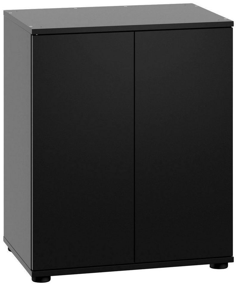 Aquarien-Unterschrank »SBX Lido 120«, BxTxH: 61x41x73 cm, schwarz in schwarz