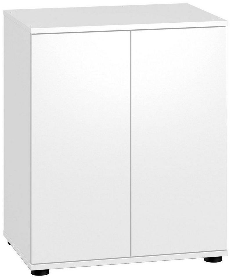 Aquarien-Unterschrank »SBX Lido 120«, BxTxH: 61x41x73 cm, weiß in weiß