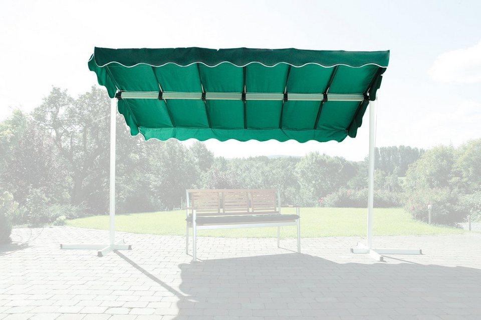 Ersatzdach »Raffmarkise Dubai, grün« in grün