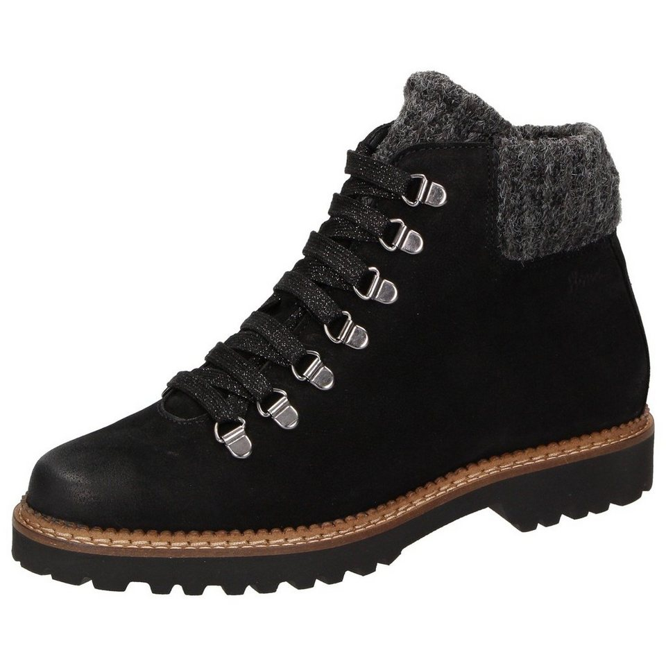 Sioux Stiefelette »Verica« in schwarz