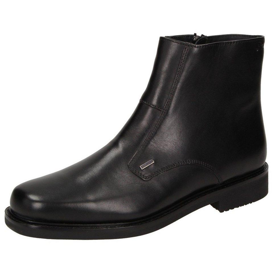 Sioux Stiefelette »Lanford-TEX-LF« in schwarz
