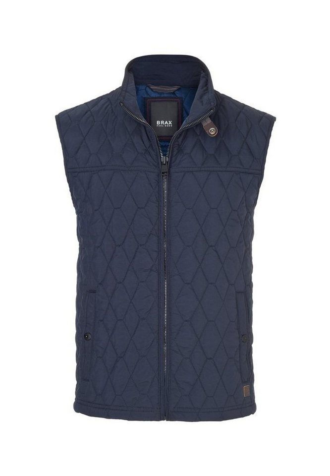 BRAX Herrenweste Outdoor »HUNTER« in NAVY