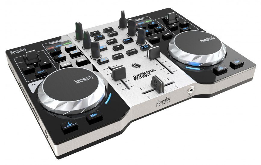 HERCULES DJ Control Instinct S Series Party Pack »PC«