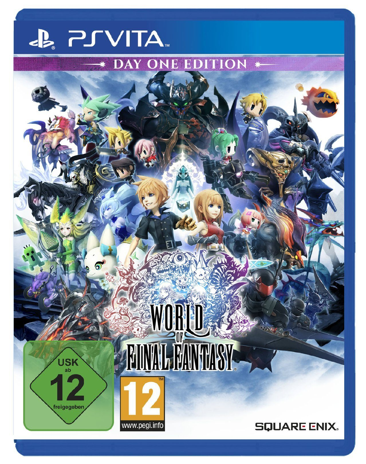 SquareEnix World of Final Fantasy D1 Edition »PS-Vita«