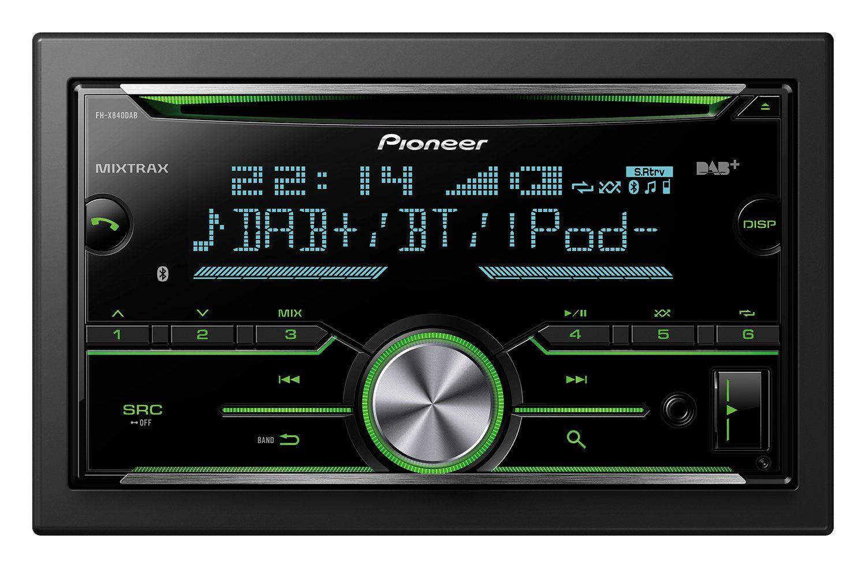 PIONEER 2-DIN Autoradio »FH-X840DAB«