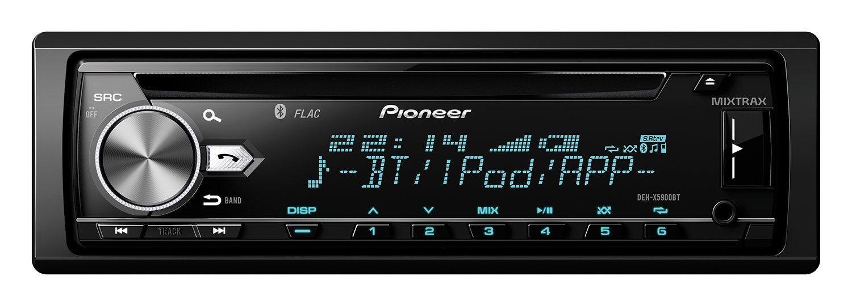 PIONEER 1-DIN Autoradio »DEH-X5900BT«