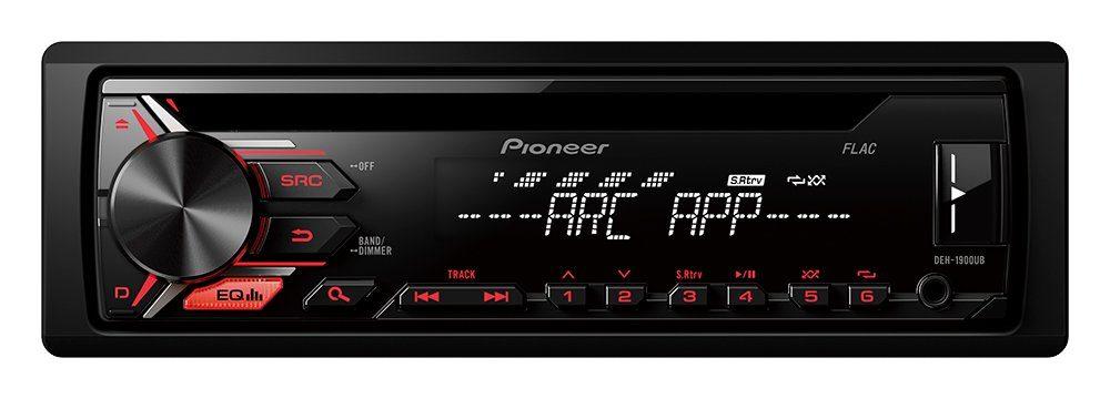 PIONEER 1-DIN Autoradio »DEH-1900UB«